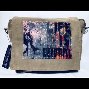 """Life is Beautiful "" Vintage Addiction Bag"